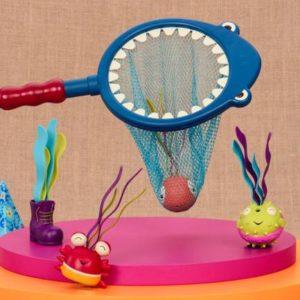 Epuisette de bain Requin – B.YOU