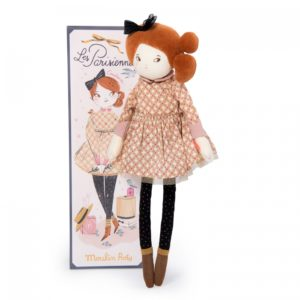 Mademoiselle Constance Les Parisiennes – Moulin Roty