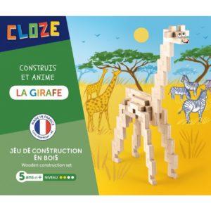 Girafe – Construction en Bois Cloze