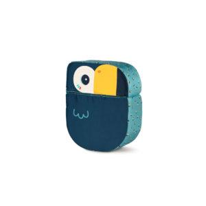 Pouf modulable Pablo le toucan Lilliputiens