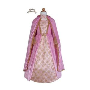 GREAT PRETENDERS – Robe de princesse avec cape et couronne