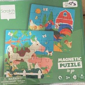 Magnétic Puzzle