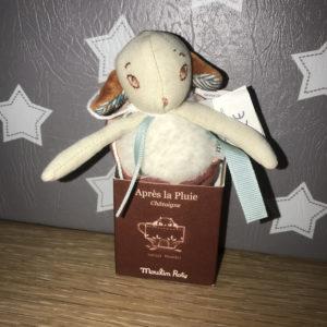 Petit mouton Châtaigne